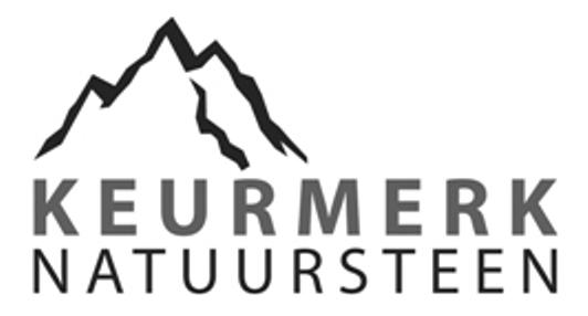 Logo keurmerk natuursteen