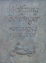 Bronzen tekstplaatje