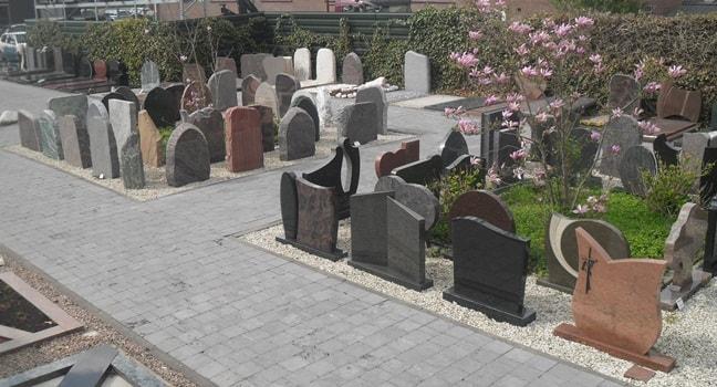 Goedkope grafmonumenten aanbieding