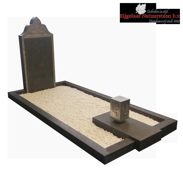 Grafsteen hardsteen, hardsteen grafmonument