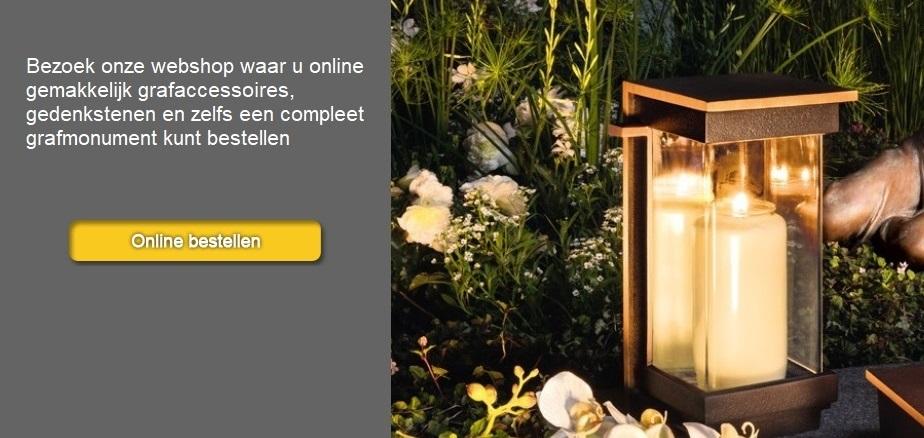 grafsteen accessoires online bestellen