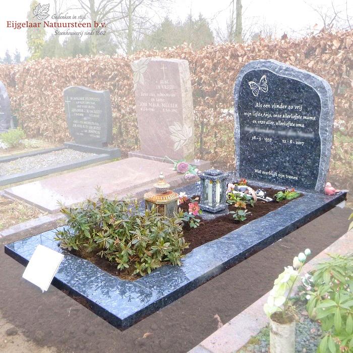 Natuurlijk grafsteen Arnhem