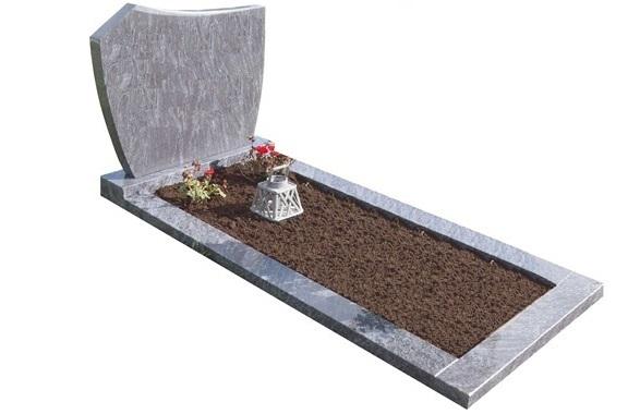 Tijdelijke aanbieding grafsteen