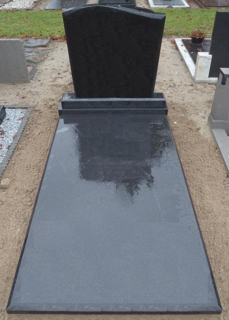 Grafstenen en grafmonumenten harderwijk bezoek eijgelaar - Zwart granieten werkblad prijs ...